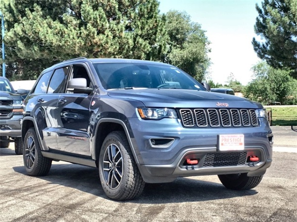 2019 Jeep Grand Cherokee in Longmont, CO