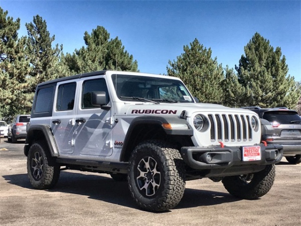 2019 Jeep Wrangler in Longmont, CO
