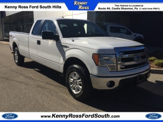 48032a1801 2014 Ford F-150 XLT HD Payload Package SuperCab 163