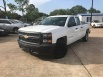 2014 Chevrolet Silverado 1500 WT with 1WT Double Cab Standard Box 2WD for Sale in Houston, TX