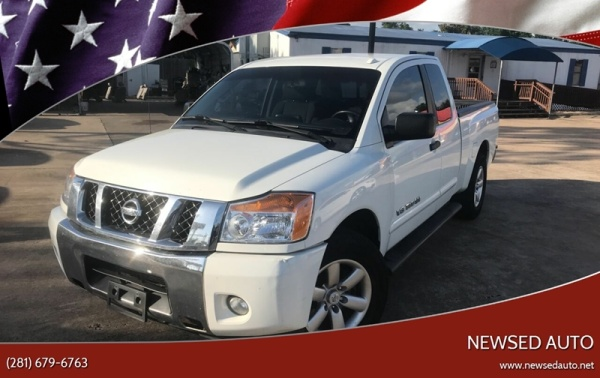 2014 Nissan Titan in Houston, TX