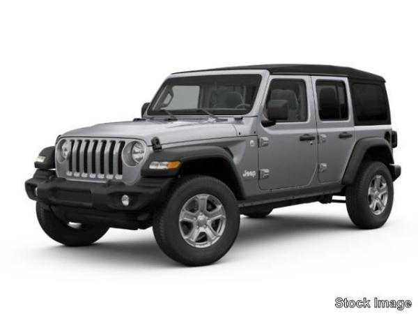2019 Jeep Wrangler in Glendale, CA