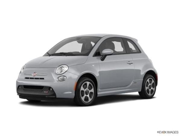 2019 Fiat 500 500e