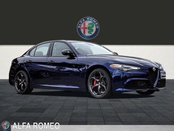 2019 Alfa Romeo Giulia in Glendale, CA