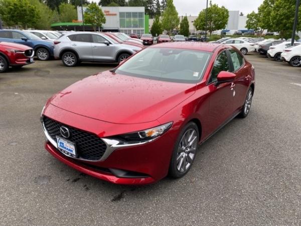 2020 Mazda Mazda3 in Kirkland, WA