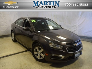 Used 2015 Chevrolet Cruze LT With 1LT AT For Sale In Crystal Lake, IL