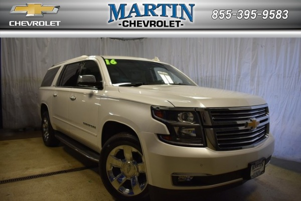 2016 Chevrolet Suburban in Crystal Lake, IL