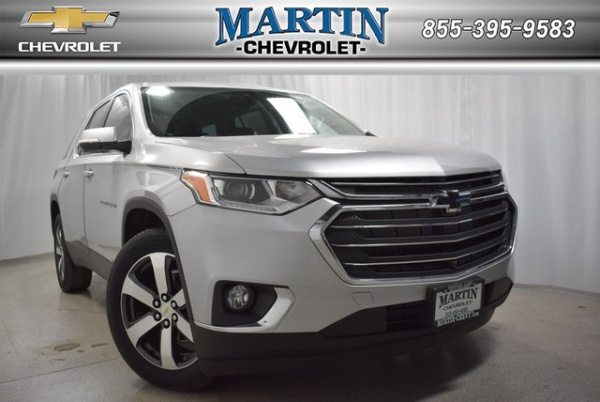 2020 Chevrolet Traverse in Crystal Lake, IL