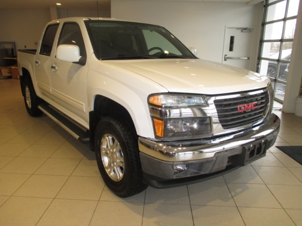 2012 GMC Canyon SLE-1