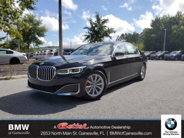 2020 BMW 7 Series in Gainesville, FL