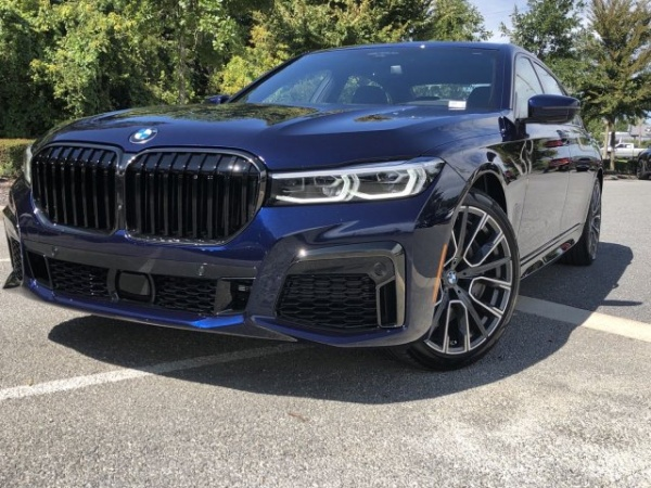 2020 BMW 7 Series in Gainesville, FL