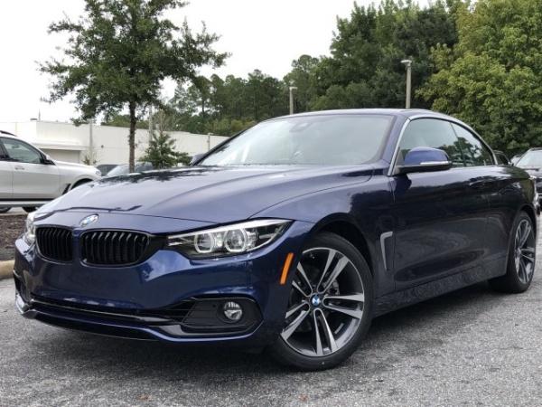 2020 BMW 4 Series in Gainesville, FL