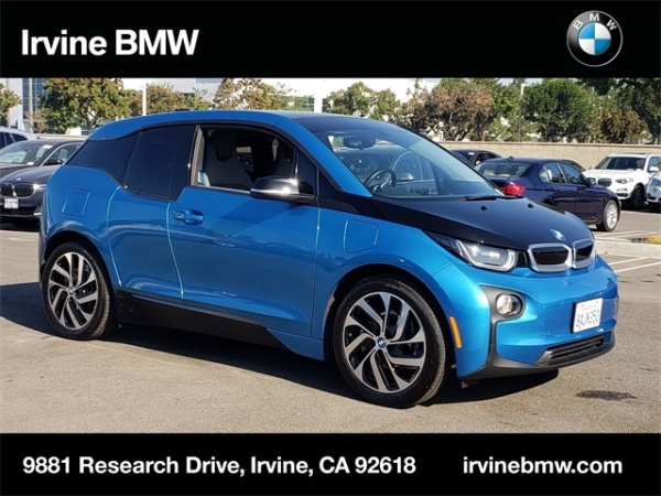 2017 BMW i3 in Irvine, CA