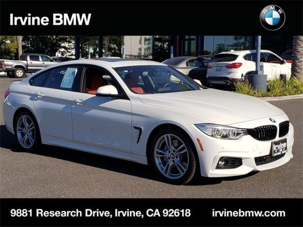 2017 BMW 4 Series in Irvine, CA
