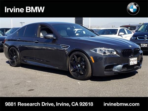 2016 BMW M5 in Irvine, CA