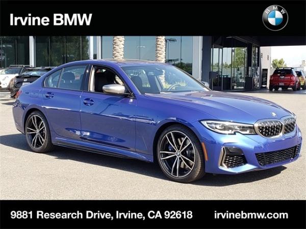 2020 BMW 3 Series in Irvine, CA