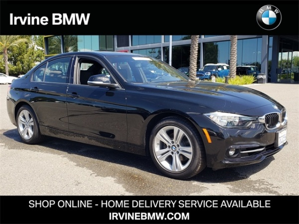 2016 BMW 3 Series in Irvine, CA