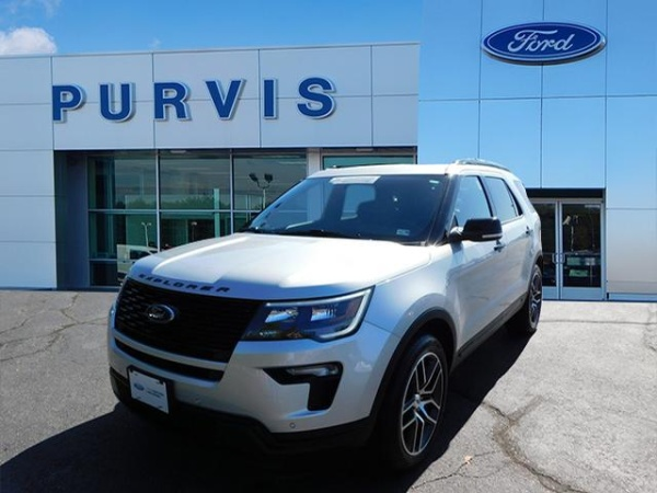 2019 Ford Explorer in Fredericksburg, VA