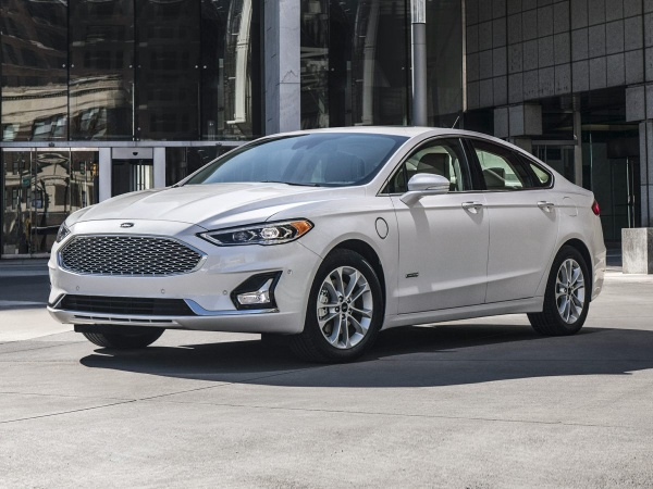 2020 Ford Fusion in Sunnyvale, CA