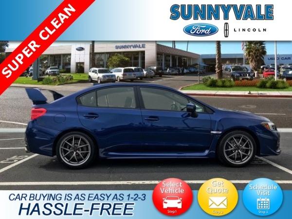 2015 Subaru WRX Dealer Inventory In Mountain View, CA (94035) [change  Location]