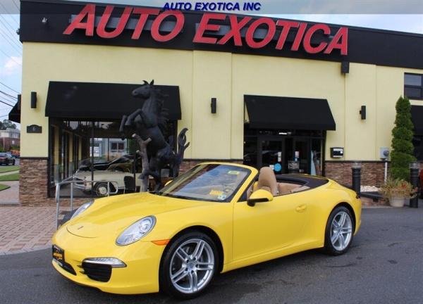 2014 Porsche 911 in Red Bank, NJ