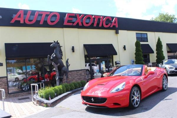2011 Ferrari California in Red Bank, NJ
