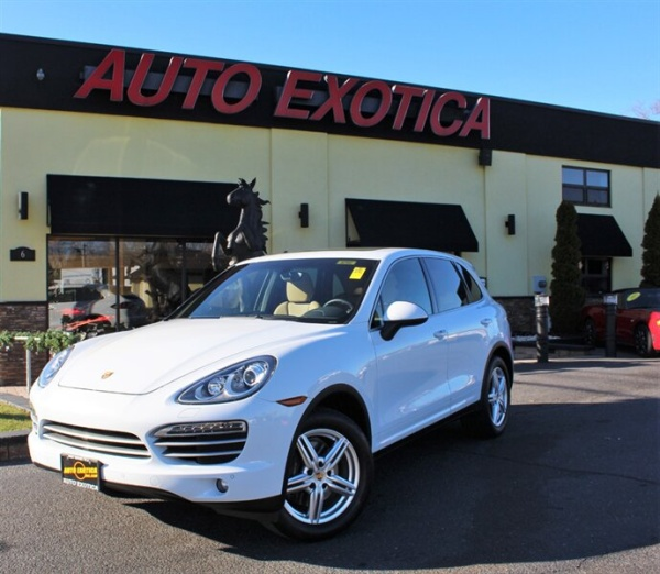 Used Porsche Cayenne For Sale: 2,058 Cars From $3,300