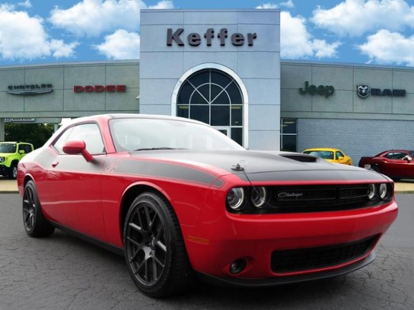 2018 Dodge Challenger T/A Plus