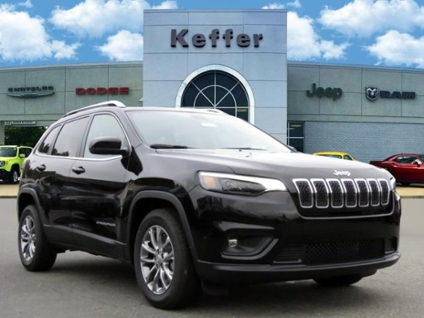 2020 Jeep Cherokee in Charlotte, NC