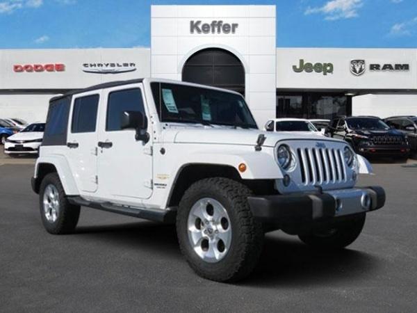2015 Jeep Wrangler in Charlotte, NC