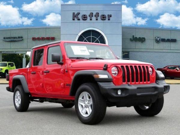 2020 Jeep Gladiator in Charlotte, NC