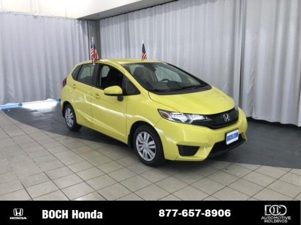2016 Honda Fit In Norwood Ma