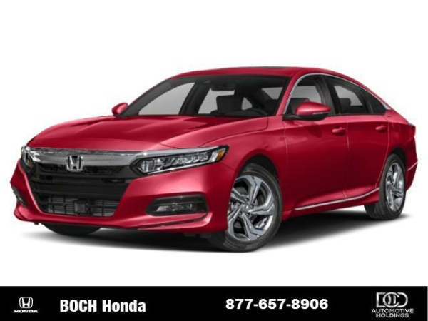 2019 Honda Accord EX-L 2.0T