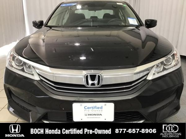 2017 Honda Accord in Norwood, MA