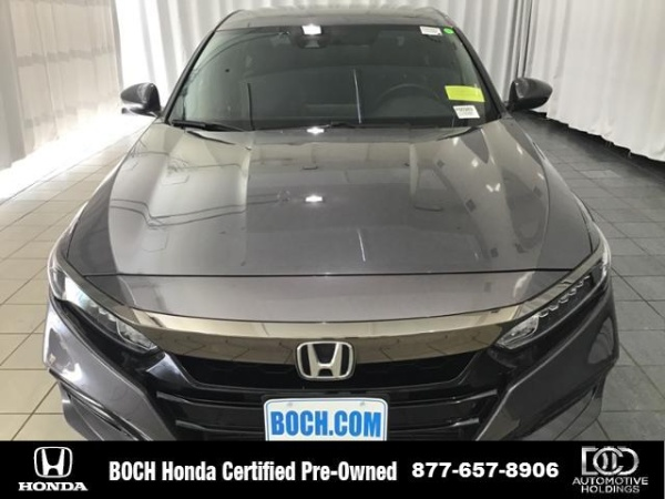 2019 Honda Accord in Norwood, MA
