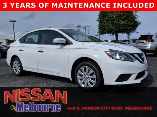2019 Nissan Sentra in Melbourne, FL