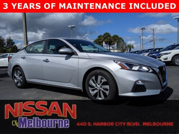 2020 Nissan Altima in Melbourne, FL