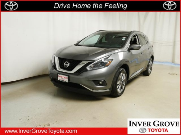 Inver Grove Nissan >> 2018 Nissan Murano Sv Awd For Sale In Inver Grove Mn Truecar