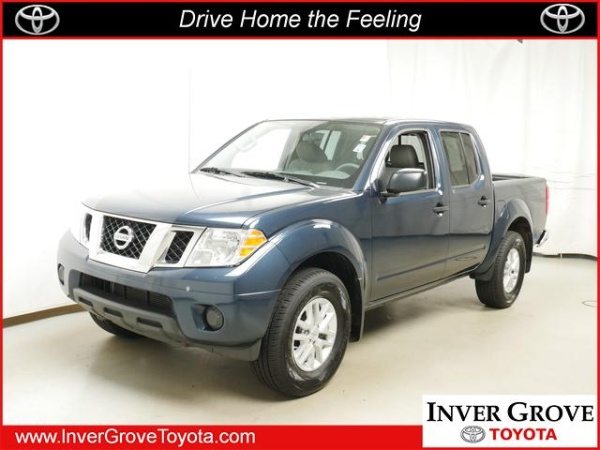 Inver Grove Nissan >> 2019 Nissan Frontier Sv Crew Cab 4x4 Automatic For Sale In