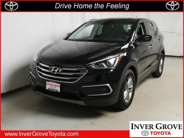 2018 Hyundai Santa Fe Sport in Inver Grove, MN