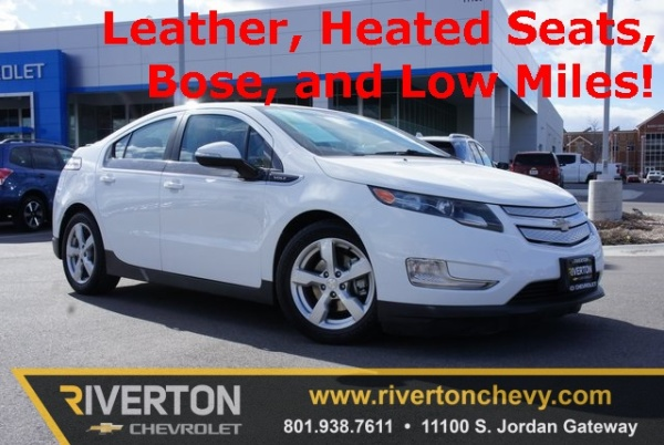 2013 Chevrolet Volt in South Jordan, UT