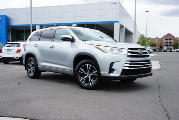2017 Toyota Highlander in South Jordan, UT