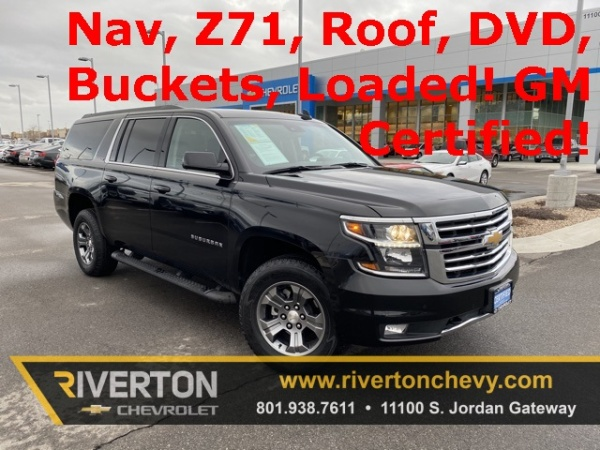 2019 Chevrolet Suburban in South Jordan, UT