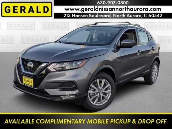 2020 Nissan Rogue Sport in North Aurora, IL