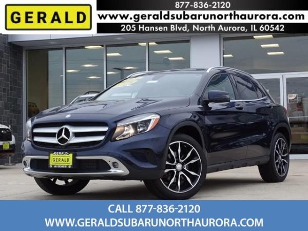 2017 Mercedes-Benz GLA in North Aurora, IL