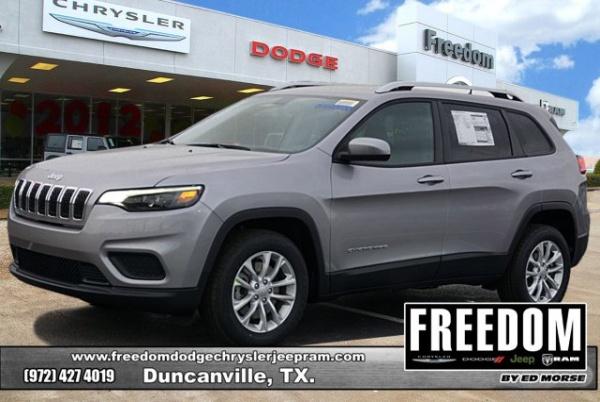 2020 Jeep Cherokee in Duncanville, TX
