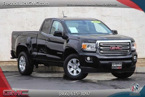 2017 gmc canyon sle extended cab standard box 4wd for sale in fresno ca truecar. Black Bedroom Furniture Sets. Home Design Ideas