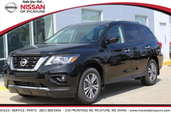 2019 Nissan Pathfinder in Picayune, MS