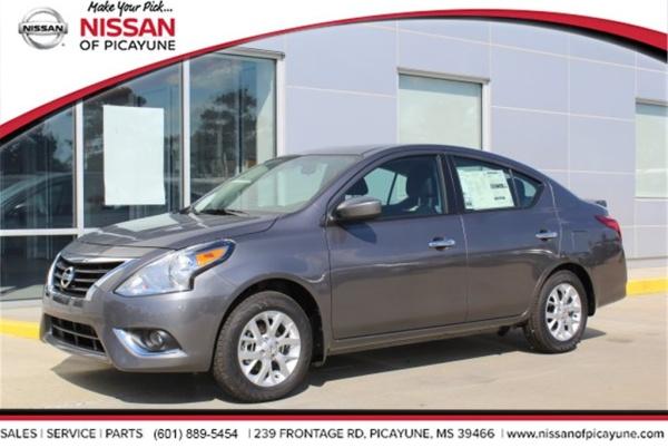 2019 Nissan Versa in Picayune, MS
