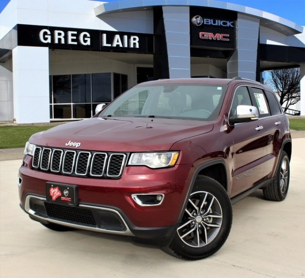 2018 Jeep Grand Cherokee in Canyon, TX